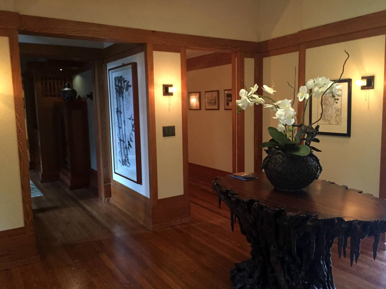 Foyer Entrance in the Boynton House