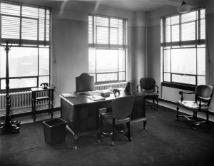 State Tower - George H Bond's private office