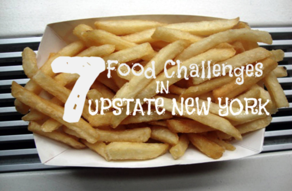 7 Food Challenges in Upstate NY