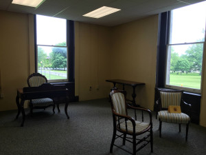 Office in Old Main in Utica, NY