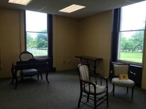 Office in Old Main in Utica, NY