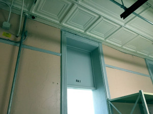 Room 1 at the former New York State Asylum at Utica