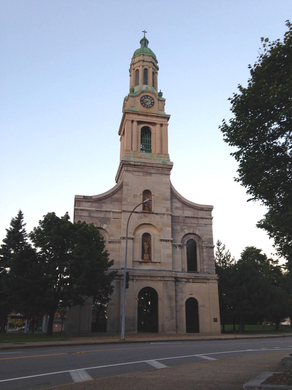 St. Joseph's Park in Rochester, New York