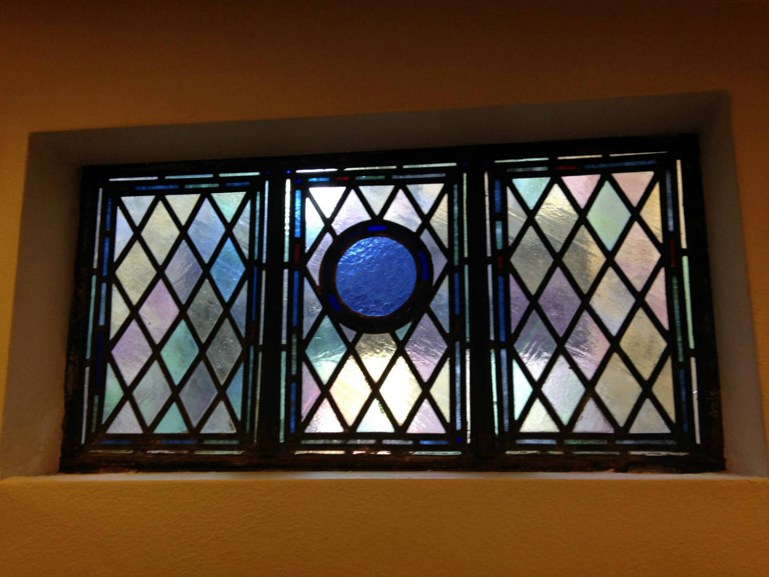 Stained Glass at St. Joseph Cathedral