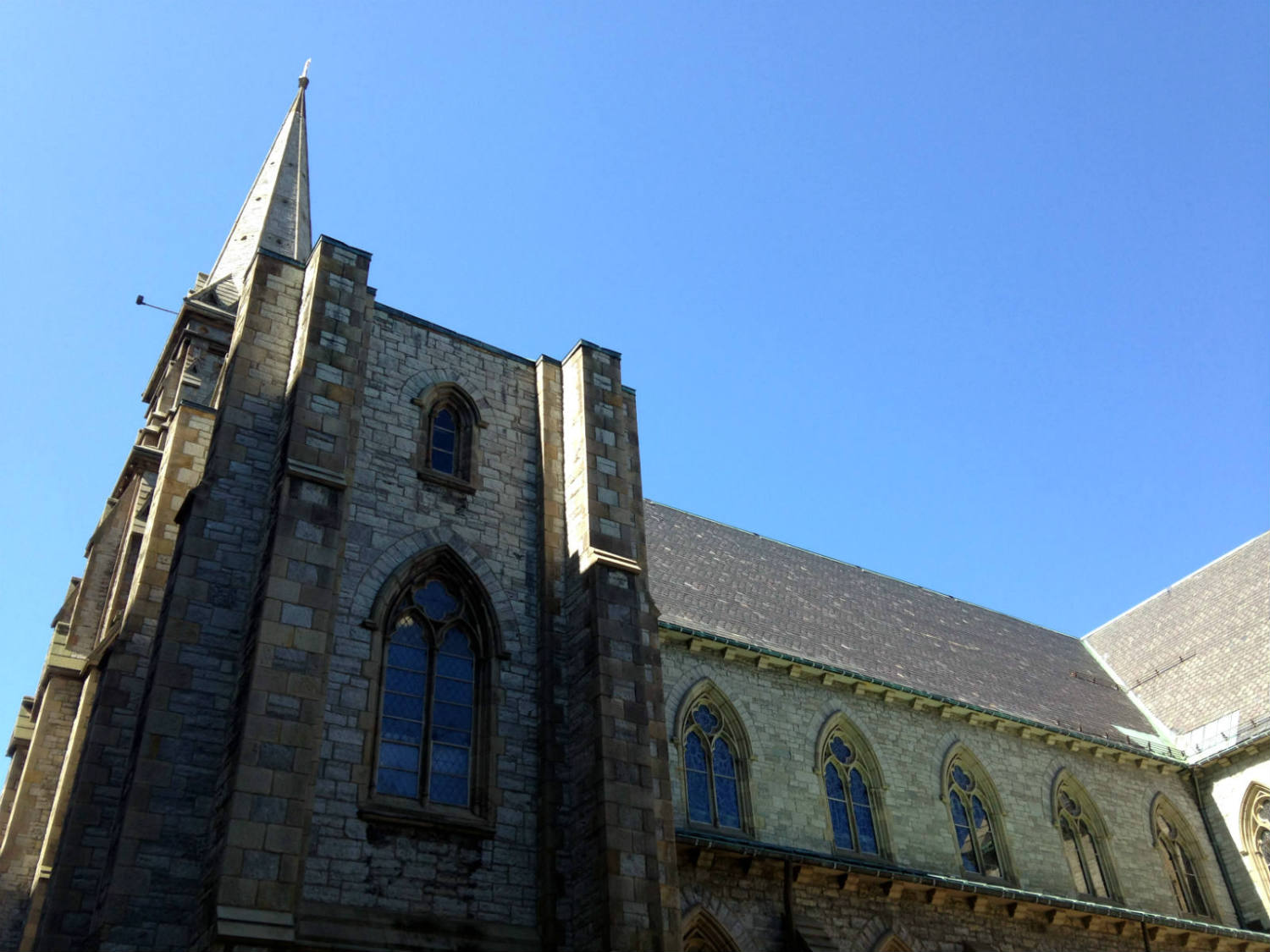 St. Joseph Cathedral in Buffalo, New York