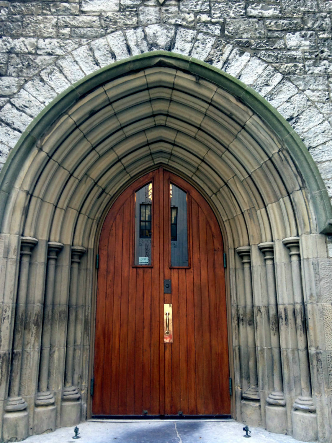 Doorway to St. Joseph Cathedral