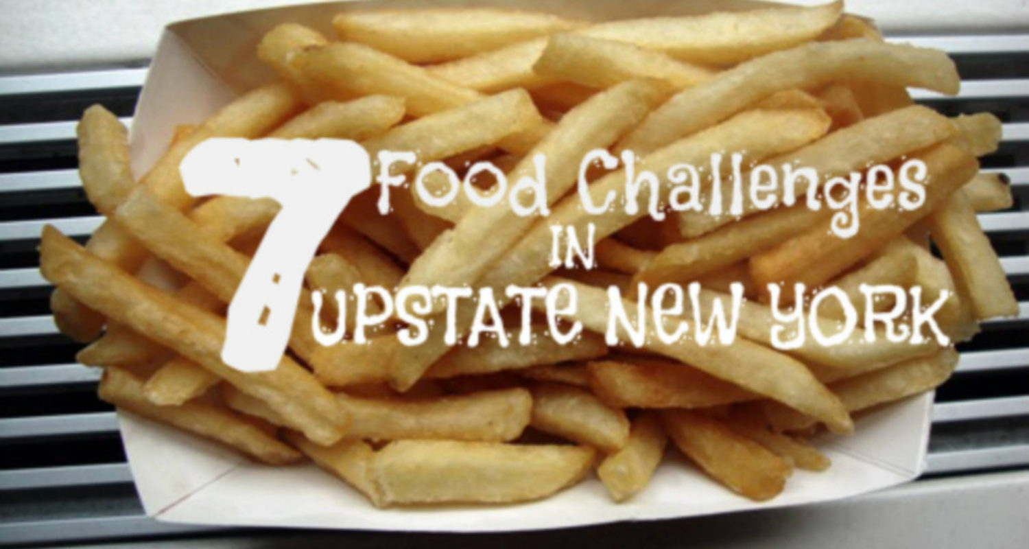 7-Food-Challenges-in-Upstate-NY - Featured Image