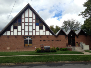 Mt Erie Baptist Church in Niagara Falls, New York