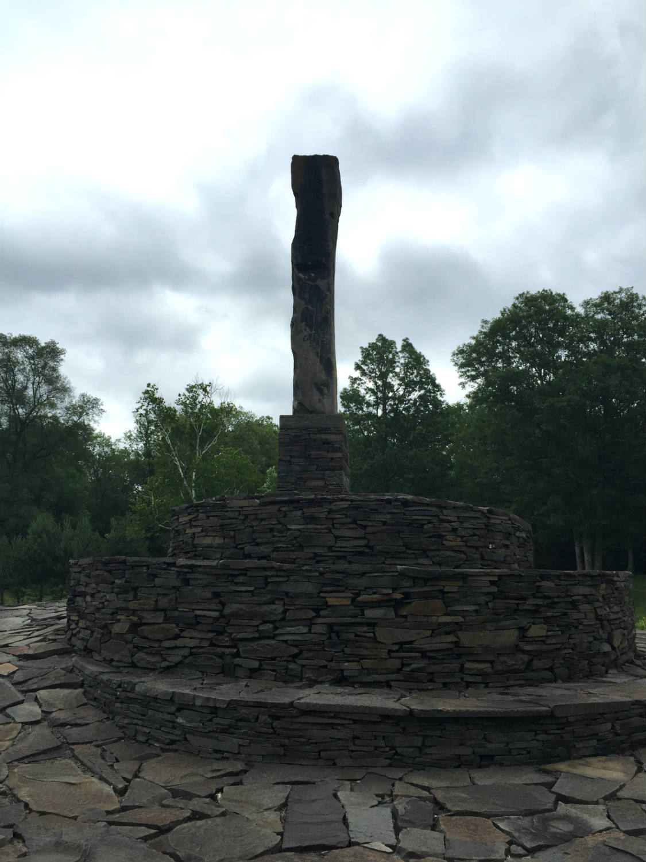 Opus 40 Flame in Saugerties, New York