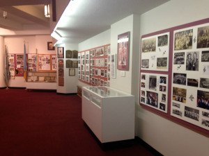 Museum in the Basement of St. Josaphat's Church in Rochester, New York