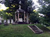 Mt. Albion Cemetery in Orleans County