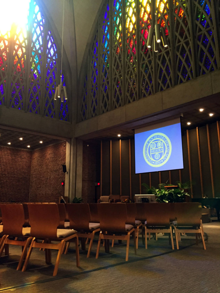 Interfaith Chapel of the University of Rochester, New York