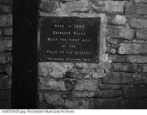 Allen Gristmill marker