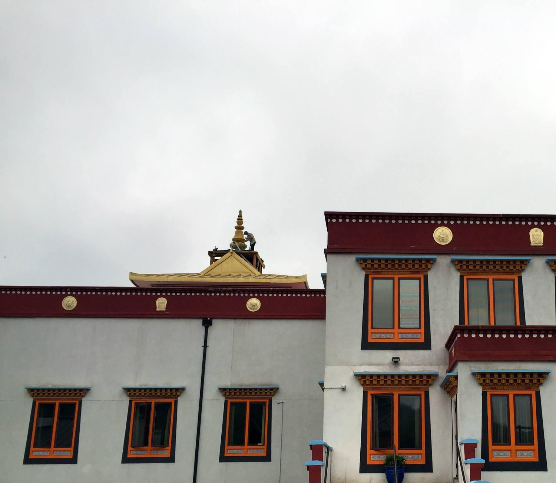 Karma Triyana Dharmachakra Buddhist Monastery in Woodstock, NY