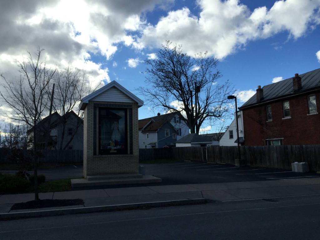 Our Lady of Seneca Street Shrine in Buffalo, New York