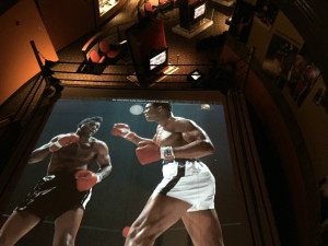 The Muhammad Ali Center in Louisville, Kentucky