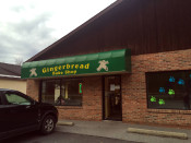 GIngerbread Bake Shop in Utica, New York