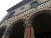 St. Luke's Mission facade in Buffalo, New York
