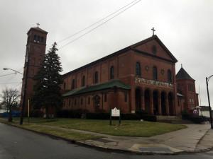 St. Luke's Mission in Buffalo, New York