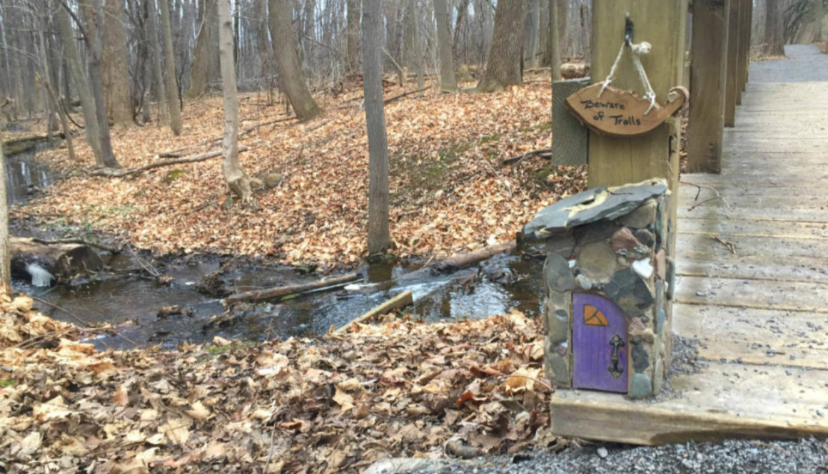 Fairy Houses of Tinker Nature Park in Henrietta, NY - Featured Image