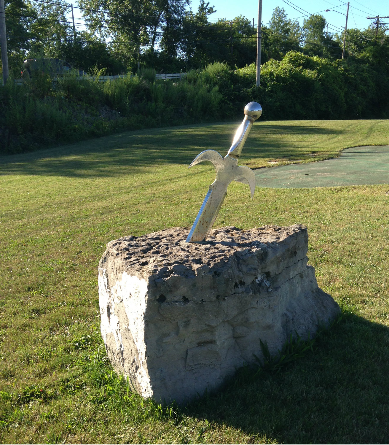 Sword In the Stone in Rochester, NY