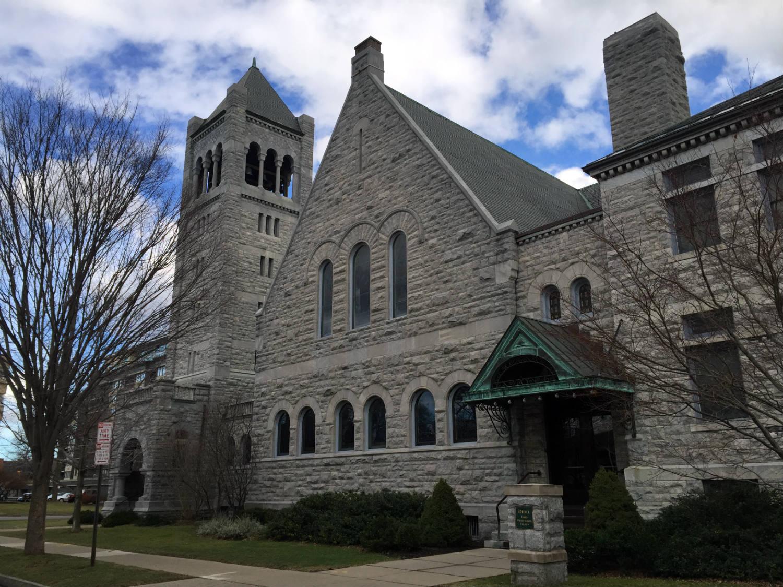 Third Presbyterian Church in Rochester, NY