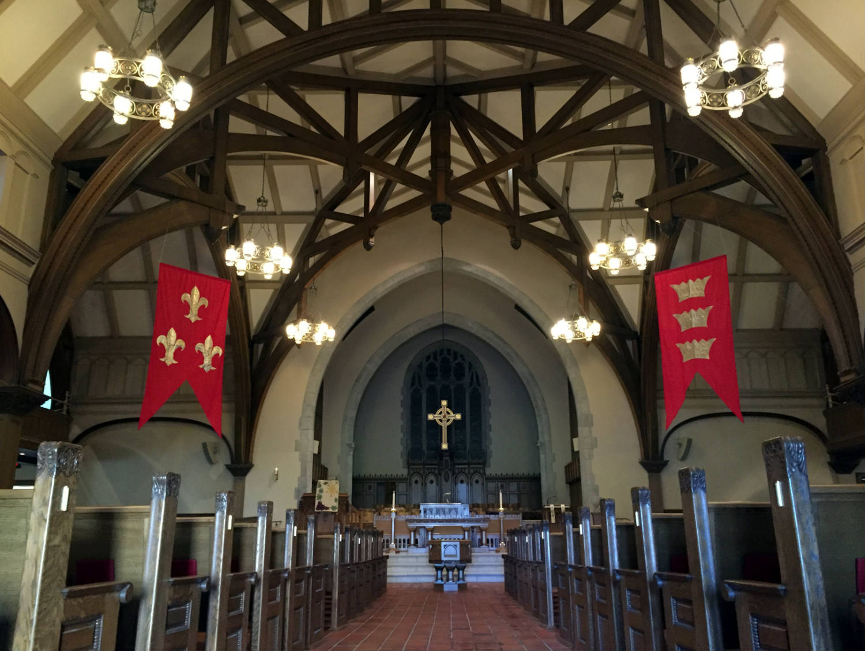 Third Presbyterian Church Main Sanctuary in Rochester, NY