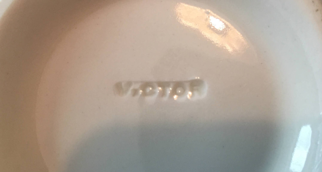 Victor Coffee Mug Stampe