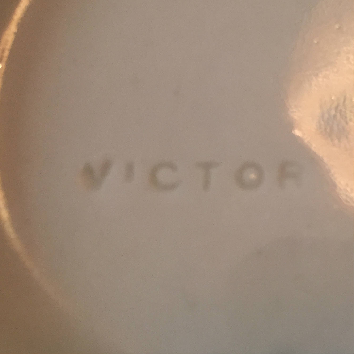 Victor Coffee Mug Stamp