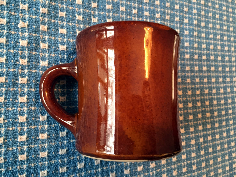 Mahogany Victor Coffee Mug