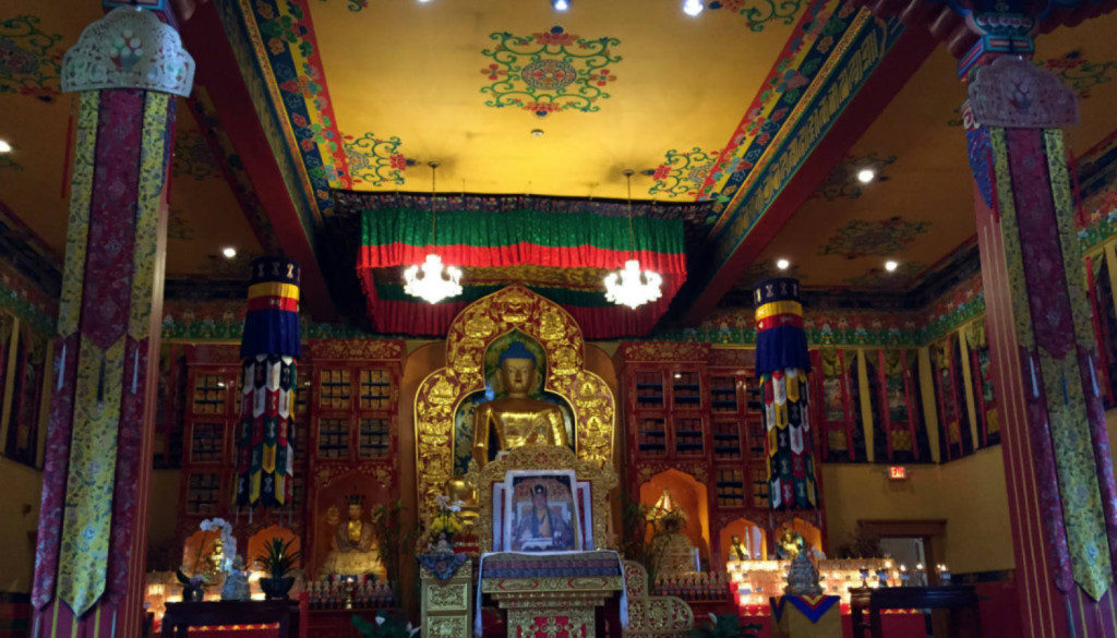 Dharma Triyana in Woodstock, NY - Featured Image