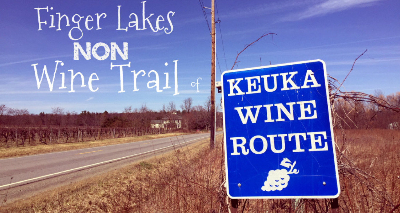 Finger Lakes NON-Wine Trail of Keuka Lake - Featured Image