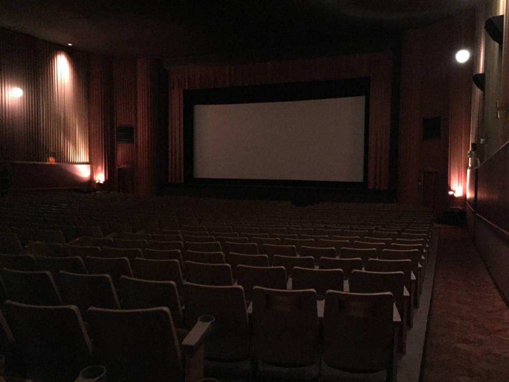 The Aurora Theatre in East Aurora, New York