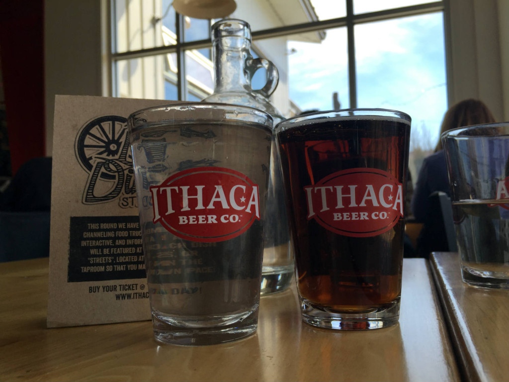 Ginger Beer and Root Beer at Ithaca Beer Company in Ithaca, New York