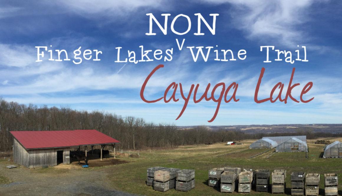 Finger Lakes non-Wine Trail: Cayuga Lake - Featured Image