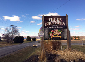 Three Brothers Winery in Geneva, New York