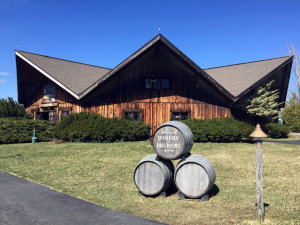 Wagner Winery and Brewery in Lodi, New York