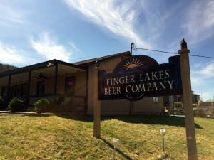 Finger Lakes Beer Company in Hammondsport, New York