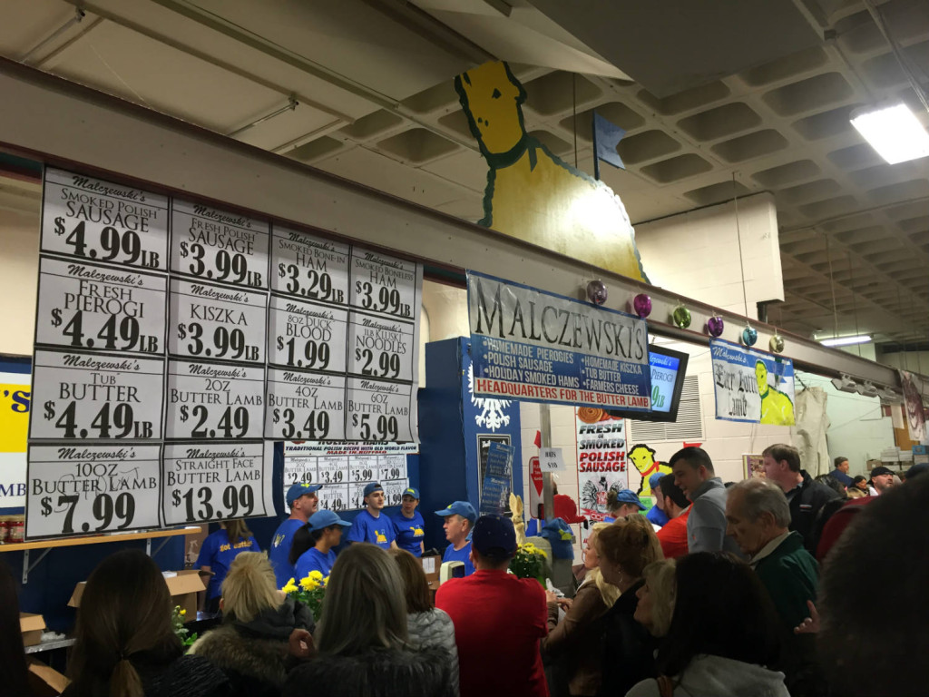 Malczewski's at the Broadway Market in Buffalo, New York