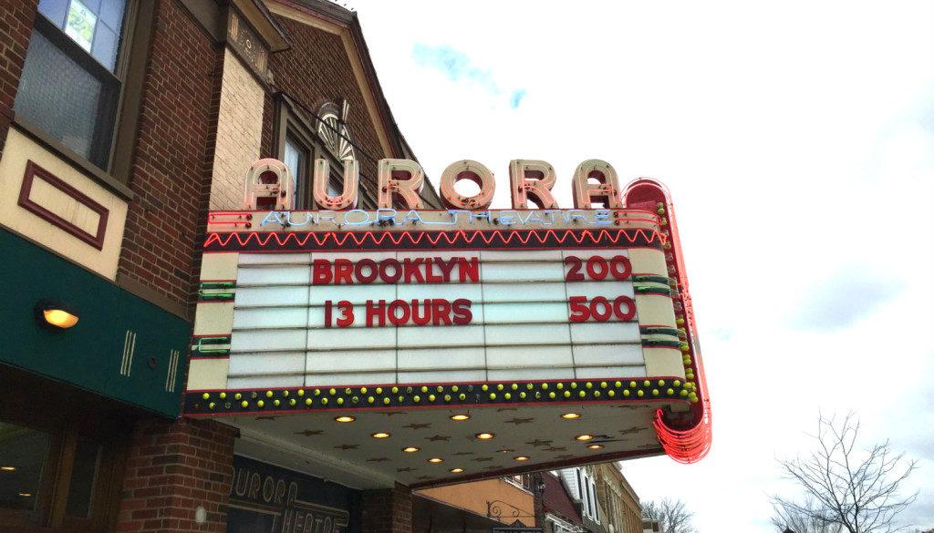 The Aurora Theatre - Featured Image