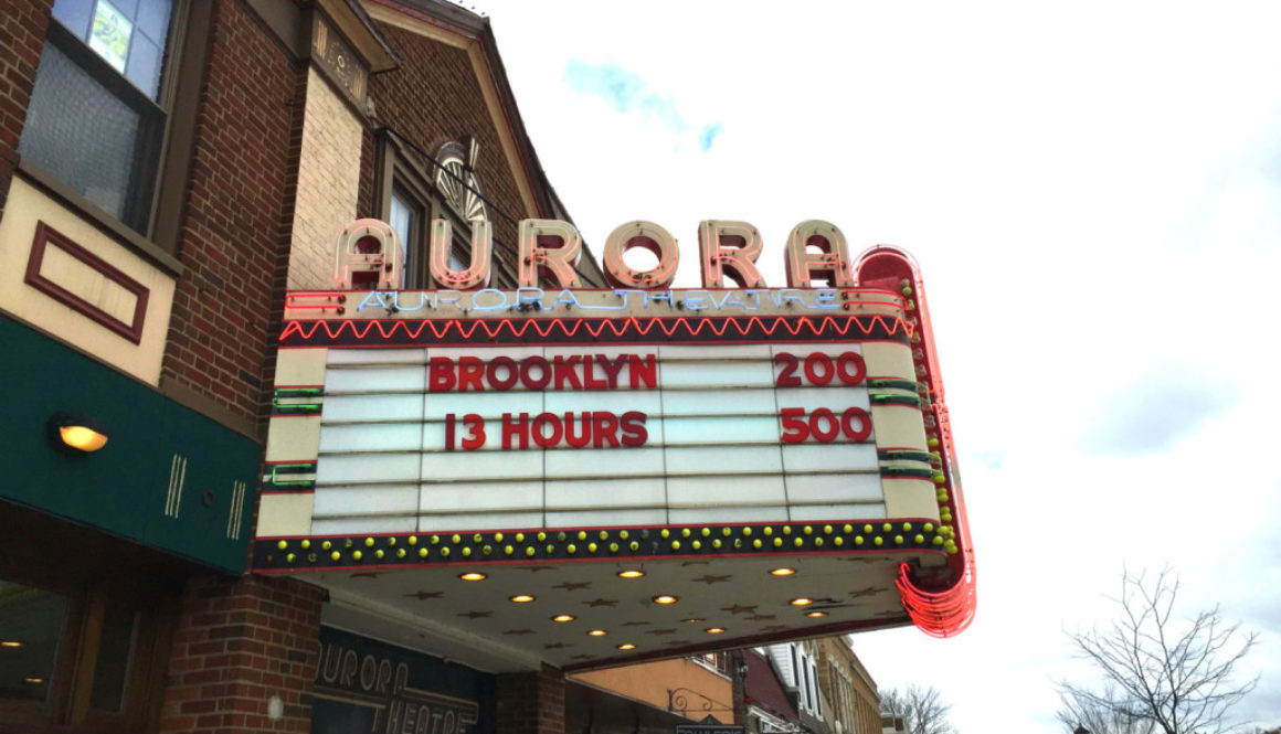 The Aurora Theatre - Featured Image