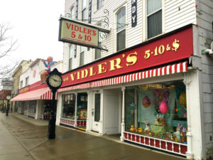 Vidler's 5 and 10 in East Aurora, New York