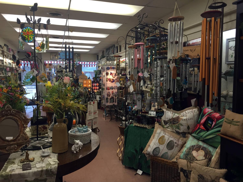 Gift Shop in Vidler's in East Aurora, New York