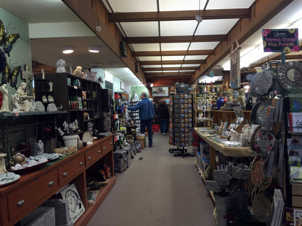 Gifts in Vidler's in East Aurora, New York