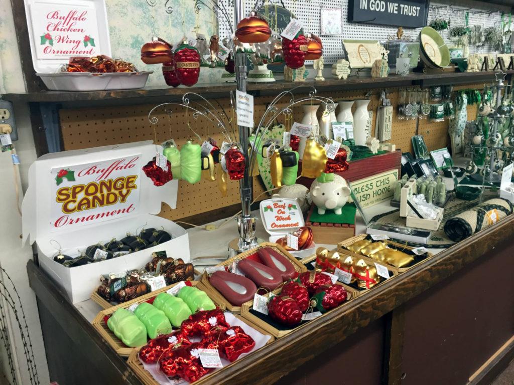 Regional and Seasonal Gifts at Vidler's in East Aurora, New York