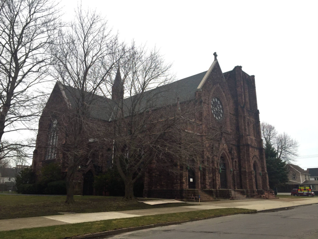 Our Lady of Perpetual Help Catholic Church in Buffalo, New York
