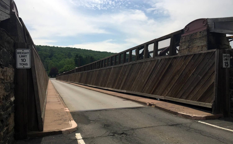 Roebling's Bridge - Featured Image