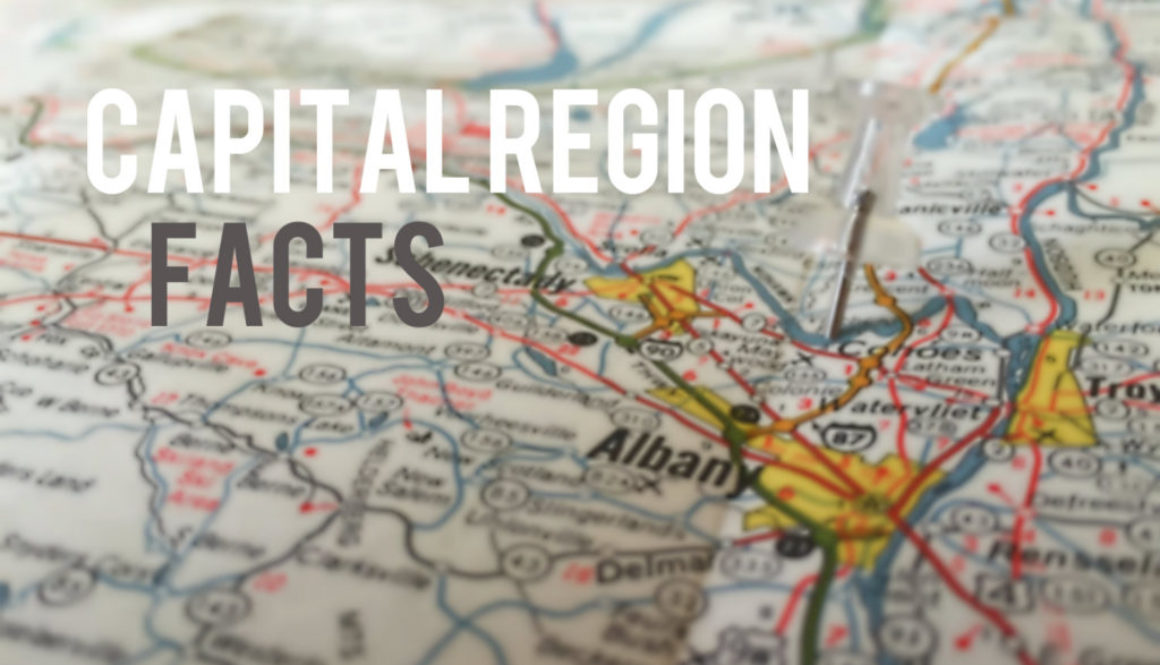 Capital Region Facts - Featured Image