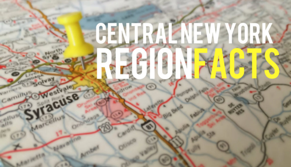 Central New York Region Facts - Featured Image