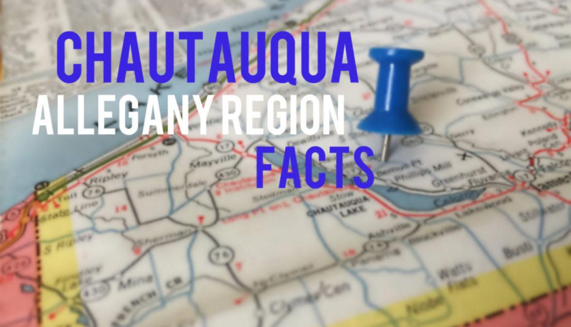 Chautauqua Allegany Region Facts - Featured Image